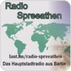 """""""laut.fm/Radio-Spreeathen"""" hören"""