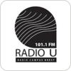 """Radio U"" hören"