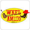 """WKFL - Kickin' Country Radio 1170 AM"" hören"