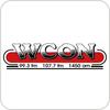 """""""WCON - 1450 AM"""" hören"""