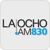 """""""La Ocho AM 830 """" hören"""