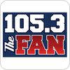"""105.3 The Fan - CBS Dallas"" hören"