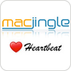 """macjingle Heartbeat"" hören"