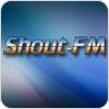 """""""laut.fm/Shout_FM"""" hören"""