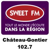 Sweet FM - Château-Gontier 102.7