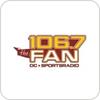 """""""WJFK-FM - The Fan 106.7 FM"""" hören"""