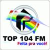 """""""Rádio Top 104 FM"""" hören"""