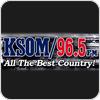 """""""KSOM 96.5 - All The Best Country"""" hören"""