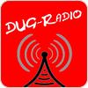 """laut.fm/dug-radio"" hören"