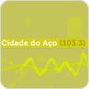 """""""Rádio Cidade do Aço 103.3 FM"""" hören"""