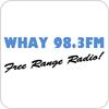 """WHAY - Free Range Radio 98.3 FM"" hören"