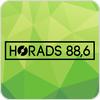 """""""horads 88.6"""" hören"""