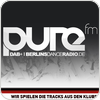 """pure fm – berlins dance radio"" hören"