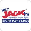 """""""KPKR - 95.7 Jack FM River Rat Radio"""" hören"""