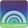 """Rainbow-Stream"" hören"