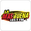 """""""La Más Buena Monterrey 105.3 FM"""" hören"""