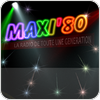 """""""Maxi 80 Radio"""" hören"""