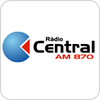 """Rádio Central 870 AM"" hören"