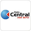 """Rádio Central 870 AM"" hören"