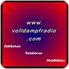 """""""Volldampfradio"""" hören"""