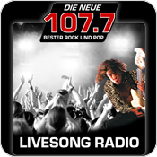 DIE NEUE 107.7 LIVESONG-RADIO
