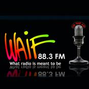 WAIF - 88.3 FM