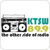 """""""KTSW 89.9 FM"""" hören"""