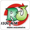 """Rádio Jaguariaíva 1330 AM"" hören"