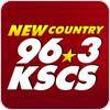 """""""KSCS 96.3 FM"""" hören"""