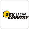 """Sun Country 99.7 FM"" hören"