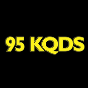 KBAJ - 95 KQDS A Red Rock Radio Station 105.5 FM