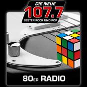 DIE NEUE 107.7 80er-RADIO