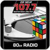 """""""DIE NEUE 107.7 80er-RADIO"""" hören"""