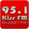 """""""95.1 Kiss FM"""" hören"""