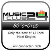 MusicClub24 - 80\'s Club
