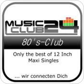 MusicClub24 - 80's Club