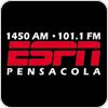 """""""WBSR - 1450 AM ESPN Pensacola"""" hören"""