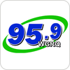 """WGRQ - SuperHits 95.9 FM"" hören"