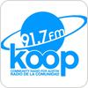 """""""KOOP 91.7 FM"""" hören"""