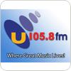 """""""U 105.8 FM"""" hören"""