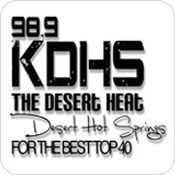 KDHS 98.9 - The Desert Heat