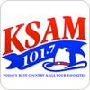 """""""KSAM 101.7 FM"""" hören"""
