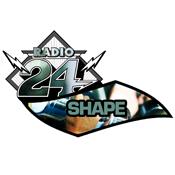 Radio 24 shape