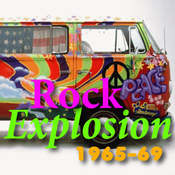 CALM RADIO - Rock Explosion 1965-69