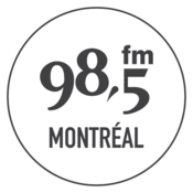 98,5 FM Montreal - CHMP-FM