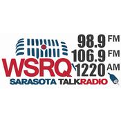 WSRQ - Sarasota Talk Radio 1220 AM