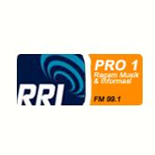 RRI Pro 1 Pekanbaru FM 99.1