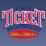The Ticket Sports Radio 1310 AM