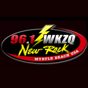 WKZQ-FM - New Rock 96.1 FM