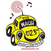 WAUH 102.3 FM - The Bug Retro Radio